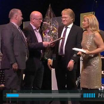 Dagens Samhälle vann pris för Årets Innovation.