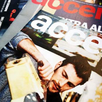 Accent väljer W4 för utveckling av nyhetswebben.