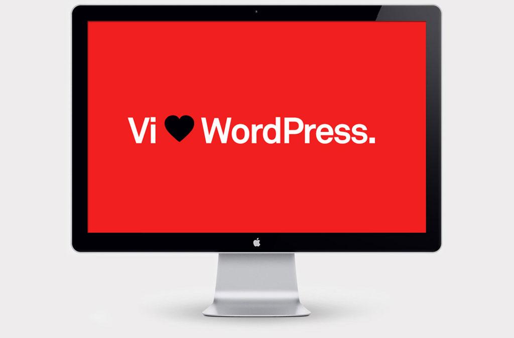 Därför älskar vi WordPress!