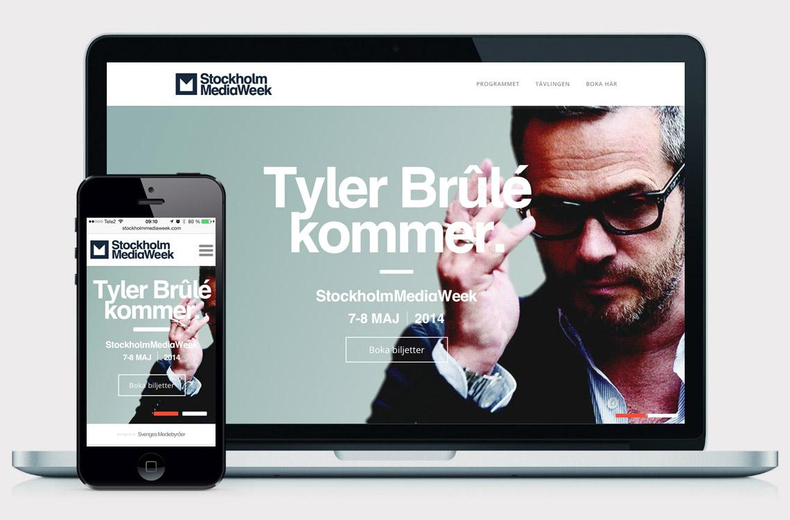 Stockholm<br/>MediaWeek