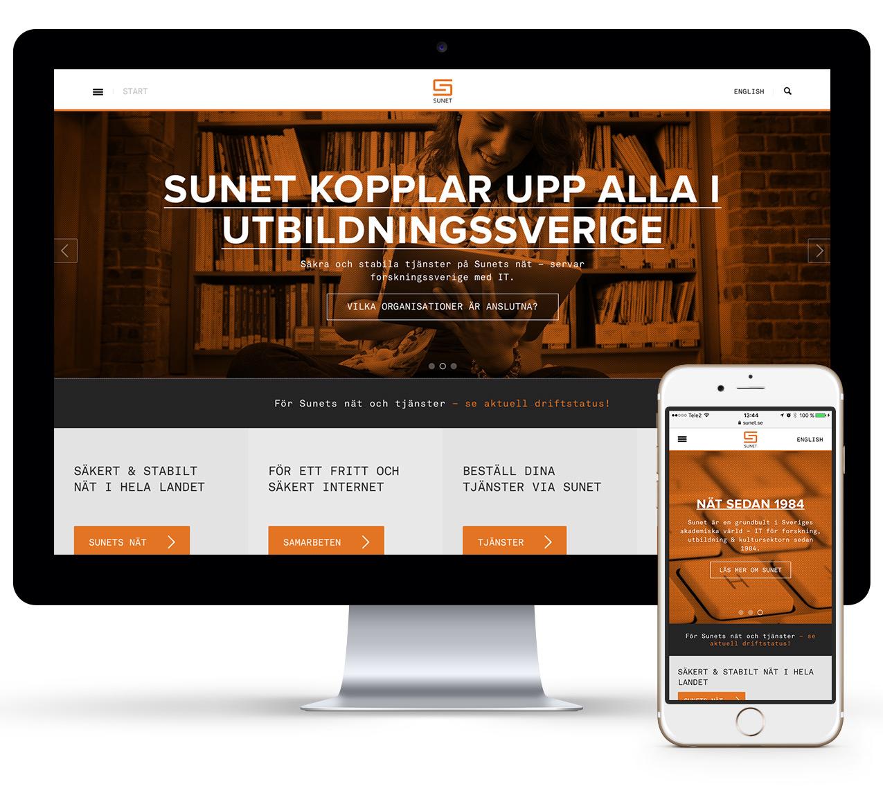 Sunet Wonderfour webbyrå