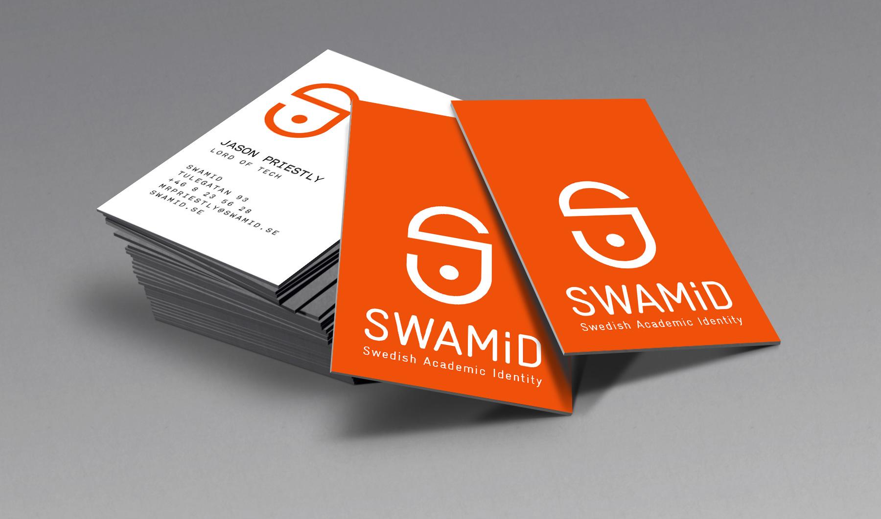 SWAMID Wonderfour webbyrå