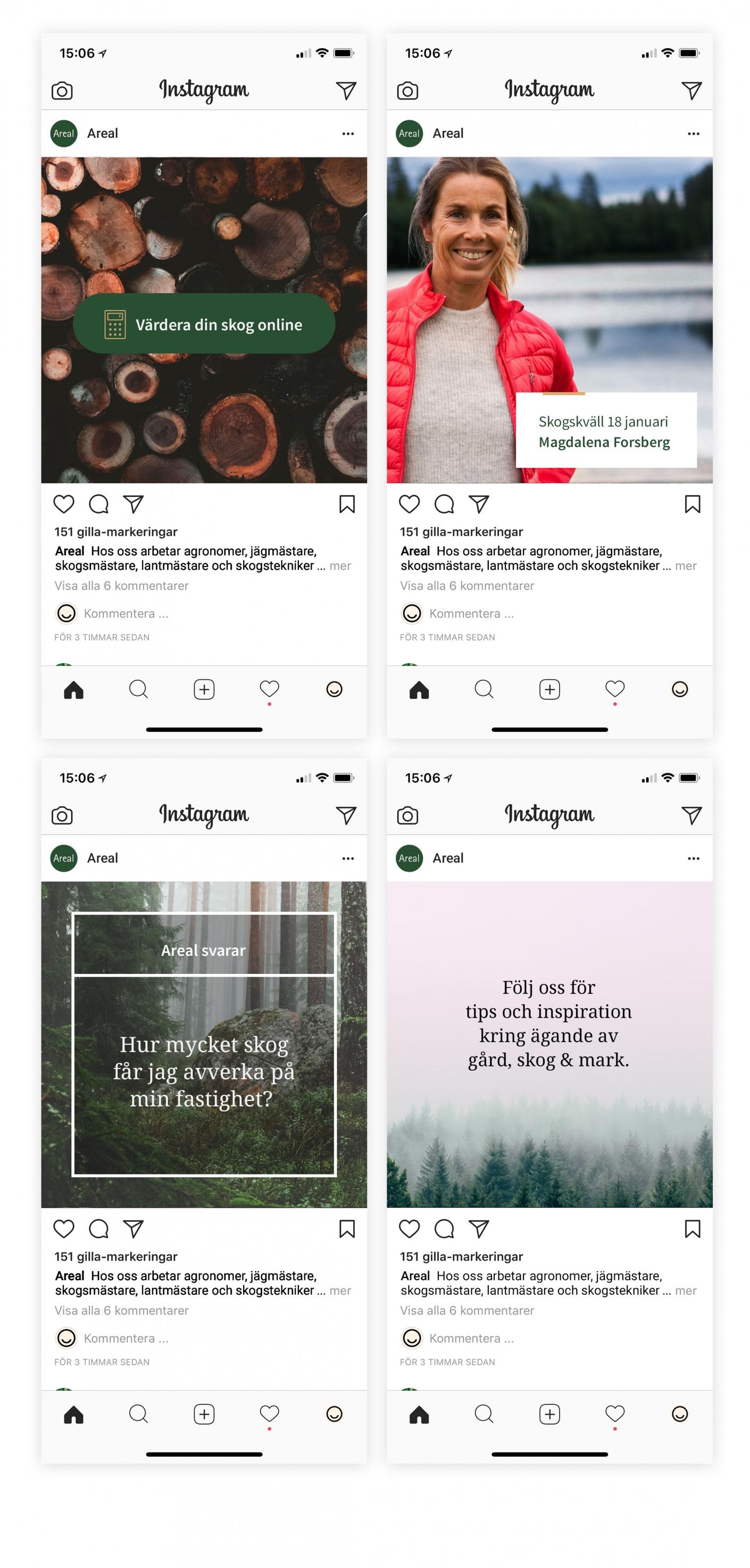 Areal Sociala medier byrå