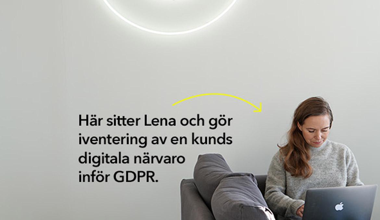 Alla pratar om GDPR  – men vad i hela friden betyder det