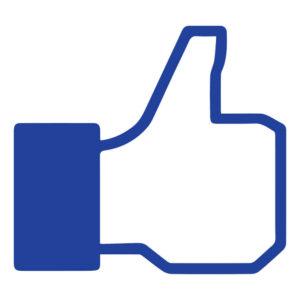 Facebook tumme