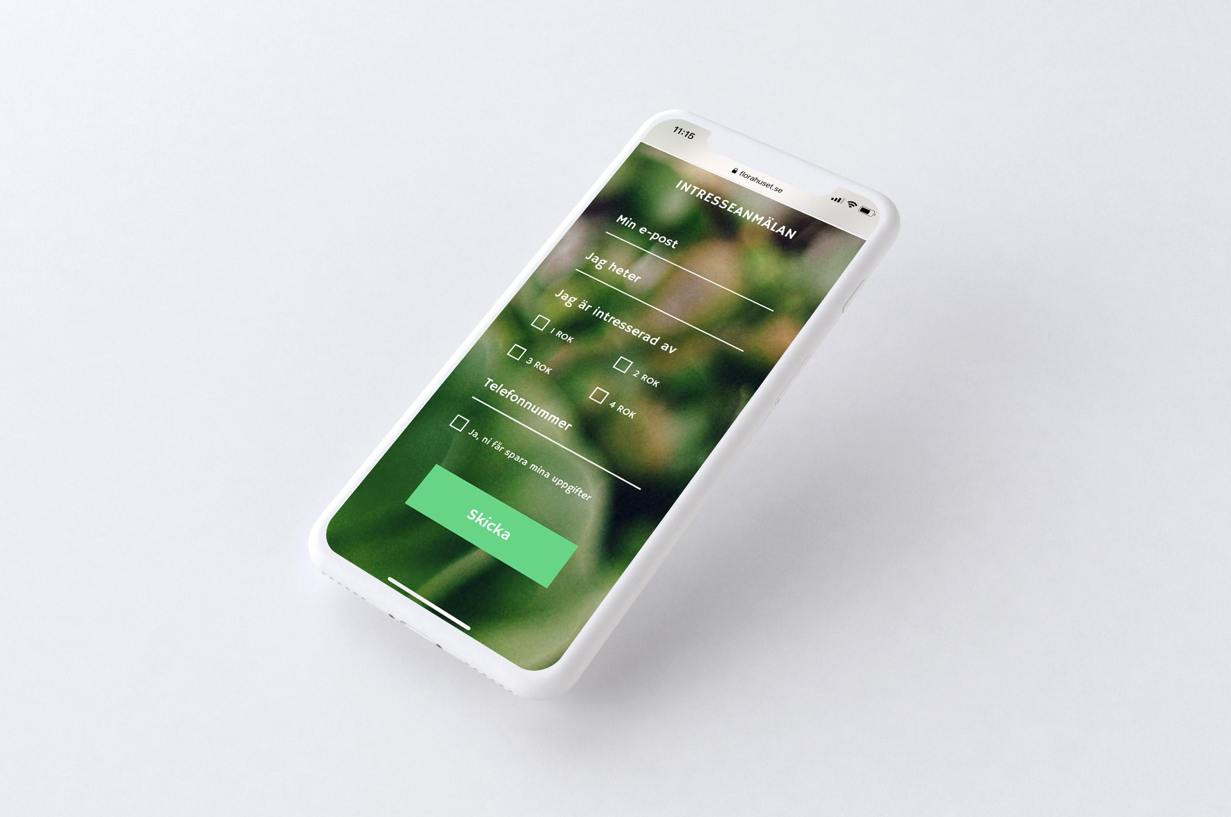 Flora Wonderfour digitalbyrå