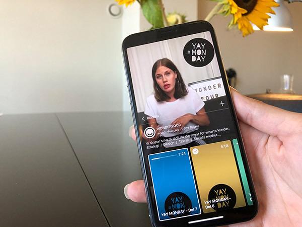 IGTV – Instagrams nya stora satsning