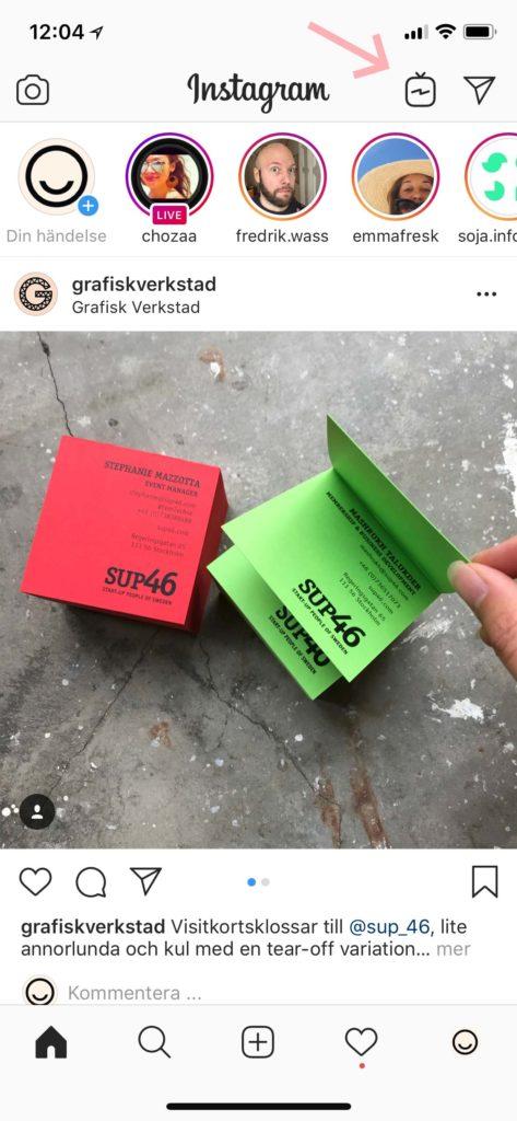 IGTV-instagram-kanal