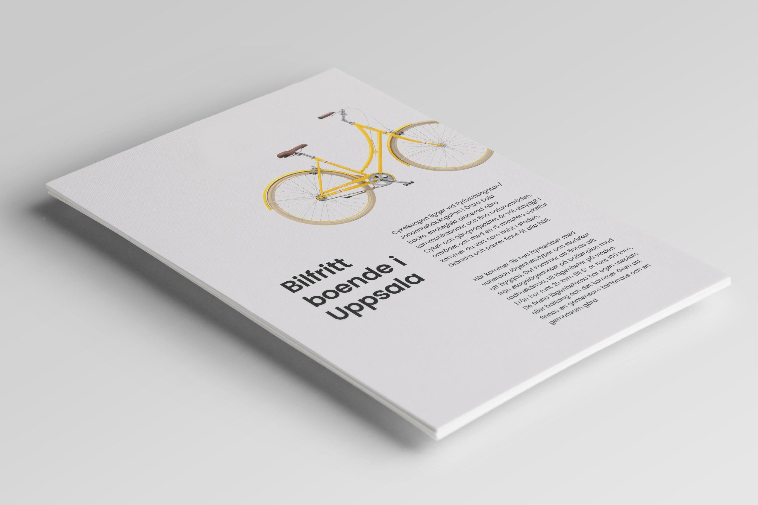Sveafastigheter Cykelkungen Wonderfour