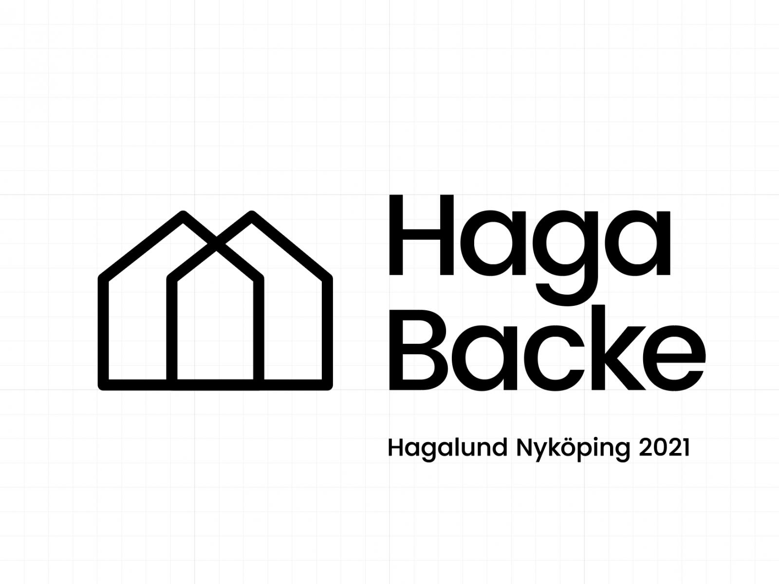 Haga Backe logotyp