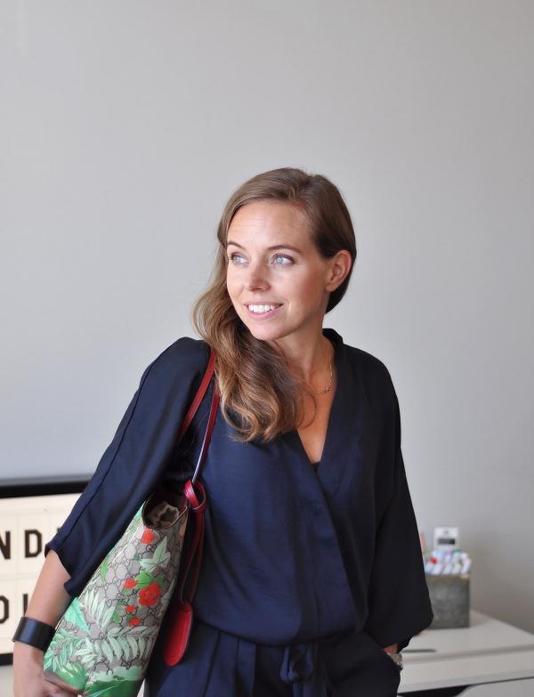 Lena Fischer vd Wonderfour digitalbyrå