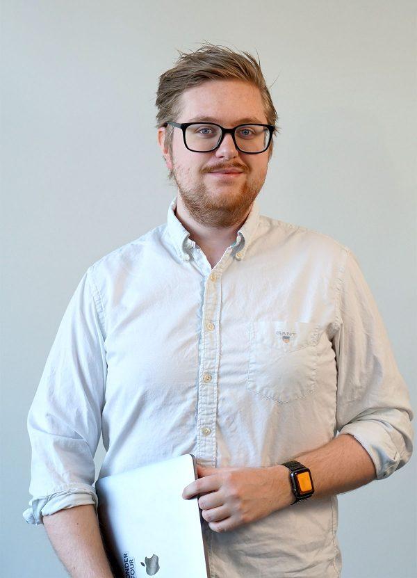 Marcuz Malmgren Utvecklare Webbyrå