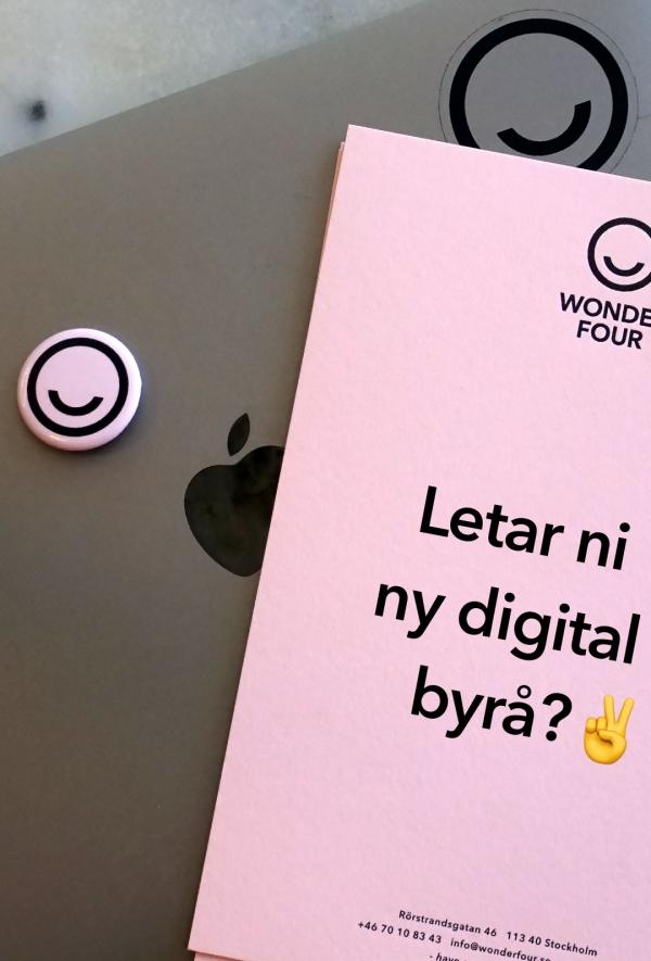 Digital byrå Stockholm