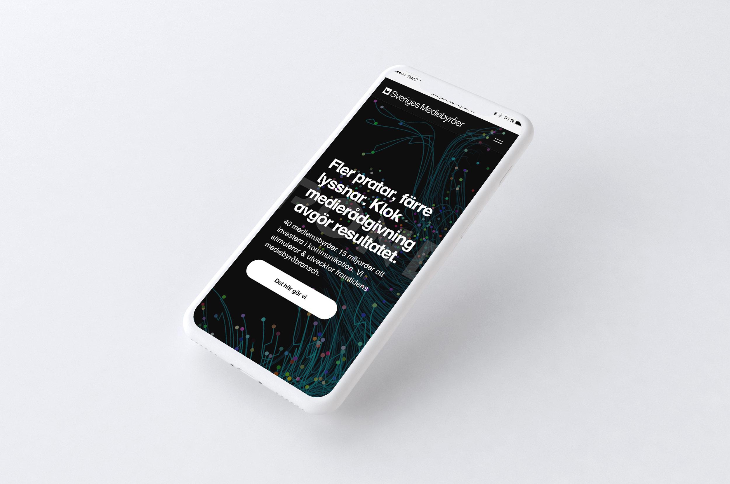 Sveriges Mediebyråer Mediebyråbarometern Wonderfour digital byrå