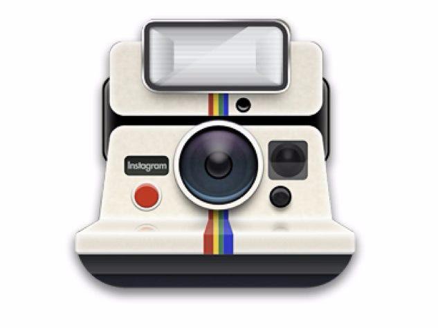 Instagrams första logotyp symbol ikon
