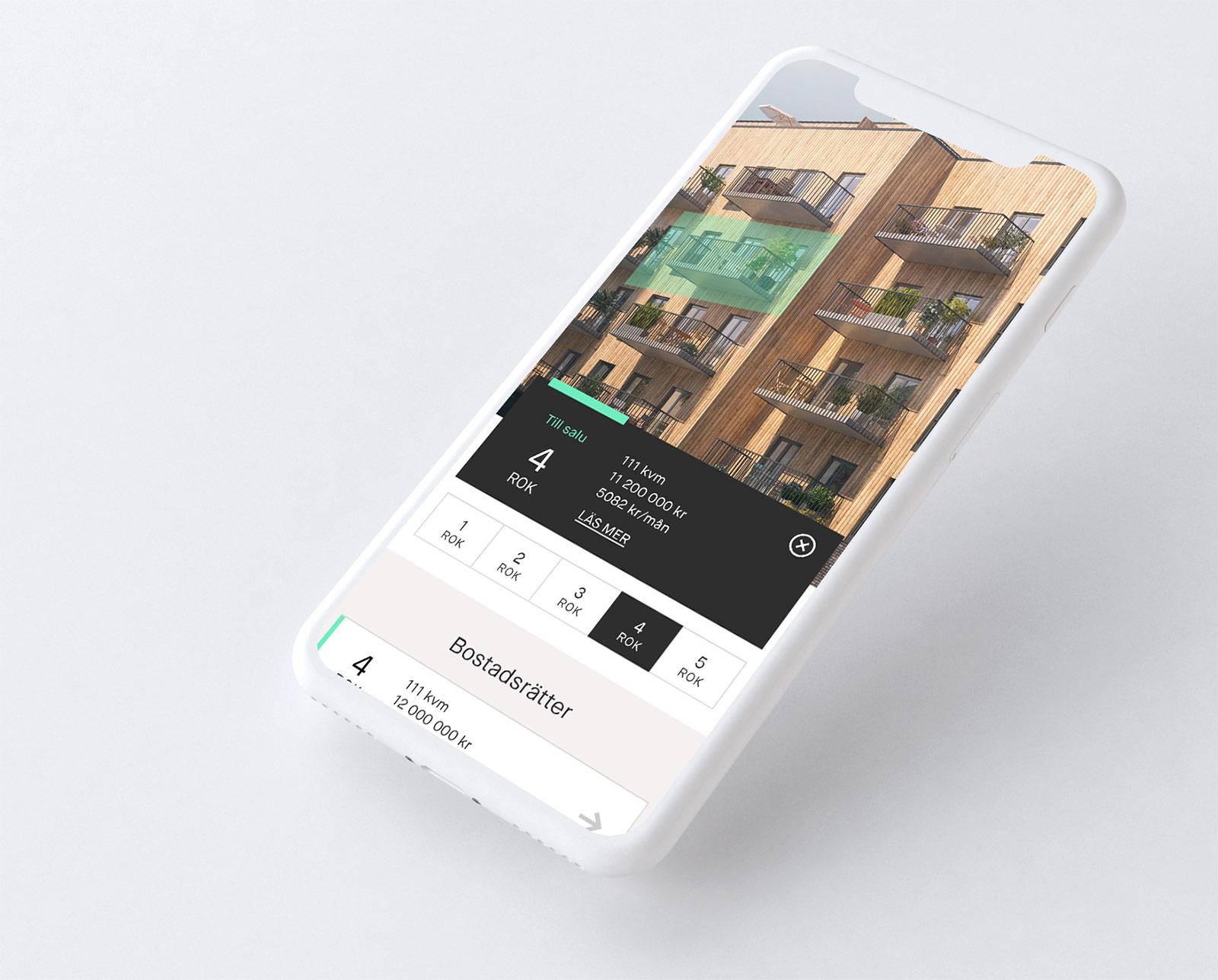 Bostadsväljaren som fungerar lika bra i mobilen