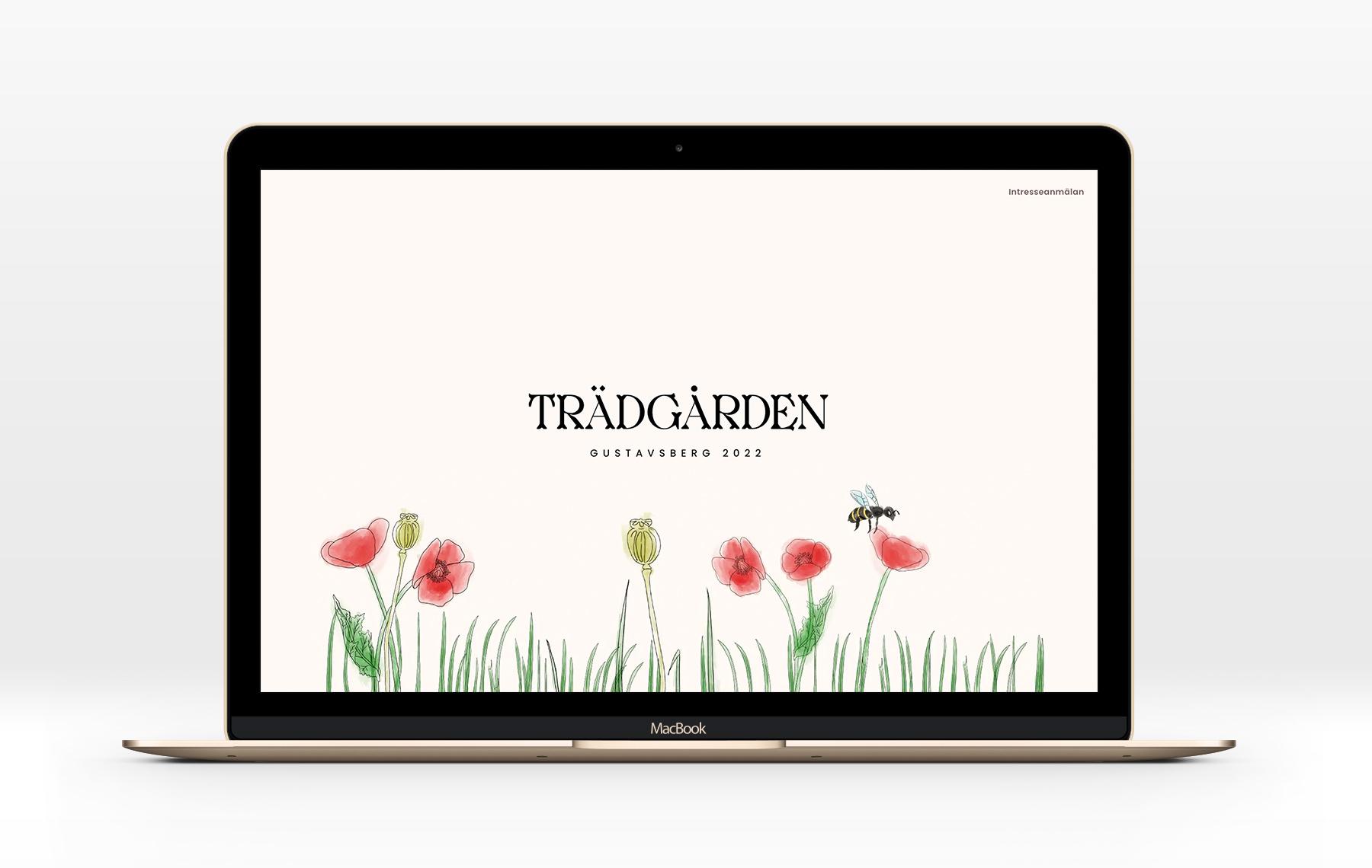 Webbplats - digital marknadsföring